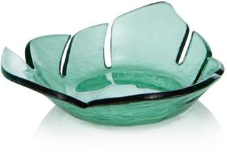 Annieglass Small Palm Frond Bowl