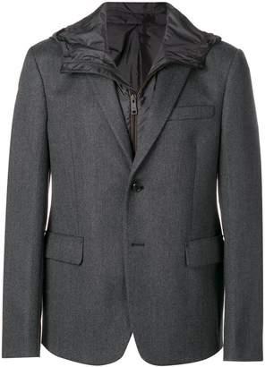 Prada Gabardine blazer jacket