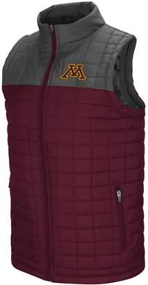 Men's Minnesota Golden Gophers Amplitude Puffer Vest