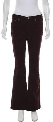 Rag & Bone Corduroy Wide-Leg Pants