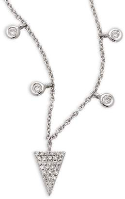 KC Designs Women's Diamond and 14K White Gold Necklace