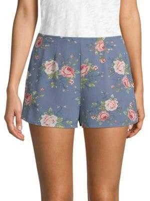 Show Me Your Mumu Sawyer Printed Shorts