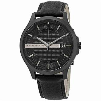 Armani Exchange Men's Dress Leather Watch AX2400