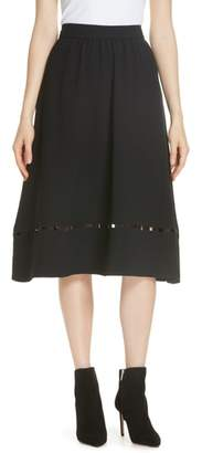 BA&SH Carmen A-Line Skirt