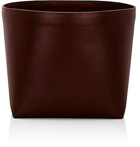 Arte & Cuoio Giant Teso Basket-Brown