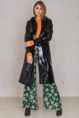 Qontrast X Na Kd Shiny Long Jacket
