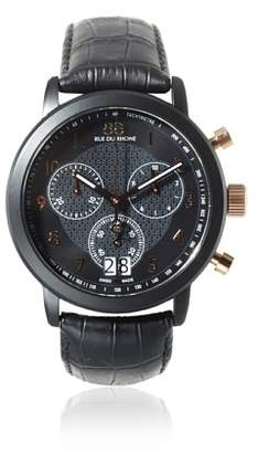 88 Rue du Rhone Men's 87WA130023 Analog Display Swiss Quartz Watch