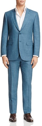 Canali Performance Regular Fit Travel Suit $1,995 thestylecure.com