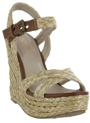 Mia Leila Platform Wedge Sandal