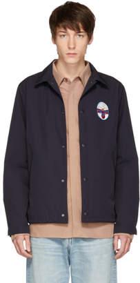 A.P.C. Navy Saul Jacket