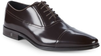 Versace Patent Leather Oxfords