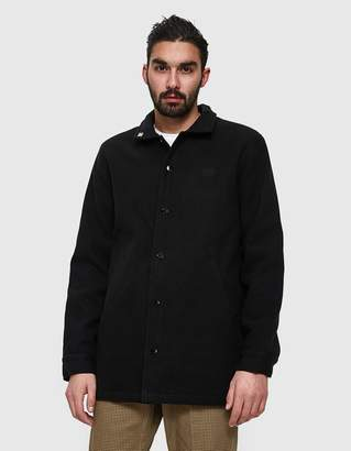 Obey Wally Jacket in Black