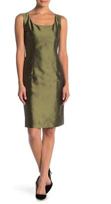 Lafayette 148 New York Rebecca Silk Sleeveless Dress