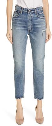 Moussy Vintage Everett Boyfriend Ankle Skinny Jeans