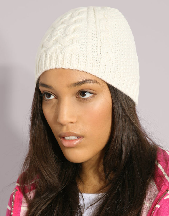 Gap Aran Cable Hat