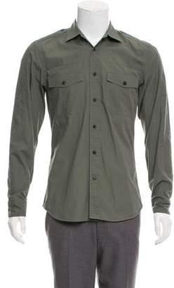 Belstaff Military Button-Up Shirt