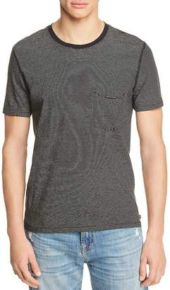 7 For All Mankind Striped Tee