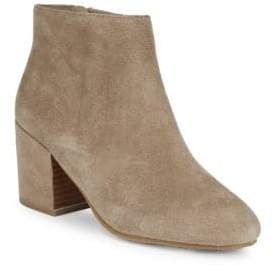 Gentle Souls Blaise Suede Ankle Boots