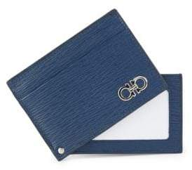 Salvatore Ferragamo Revival Sliding Window Card Holder