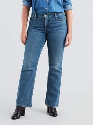 Levi's Women's Plus 415 Classic Bootcut Jeans