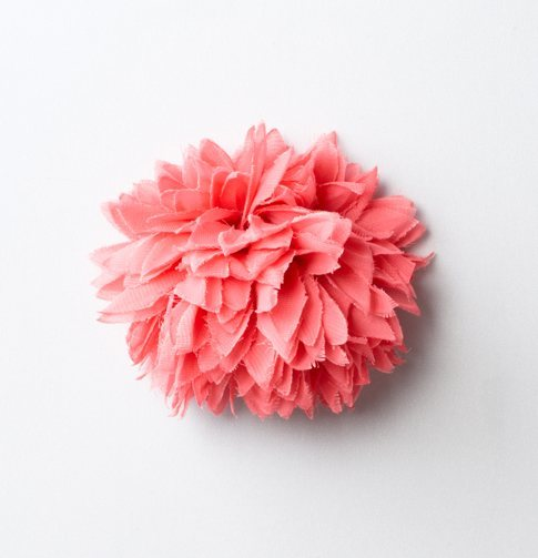 Chrysanthemum Flower Pin