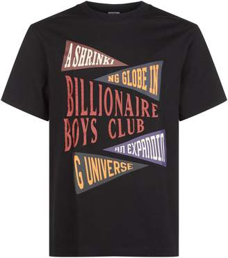 Billionaire Boys Club Multi Flag T-Shirt