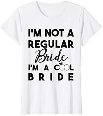 Womens Mean Girls Inspired Bachelorette Party Cool Bride T-Shirt
