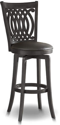 JCPenney Hillsdale House Drake Swivel Barstool with Back