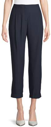 Akris Women's Classic Slim Cropped Pants