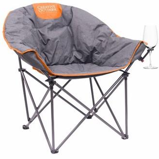 Freeport Park Joselyn Moon Wine Folding Camping Chair Freeport Park