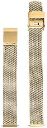 Skagen SKB2049 12mm Stainless Steel Gold Watch Strap