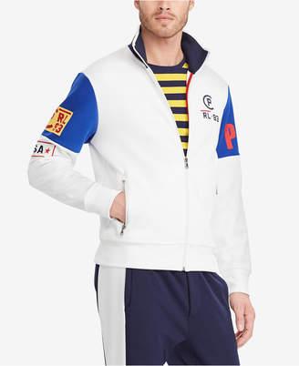 Polo Ralph Lauren Men's Cp-93 Double-Knit Track Jacket