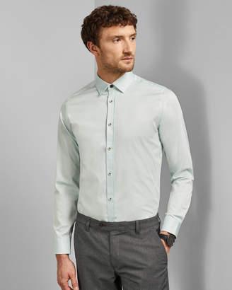 Ted Baker OTTA Stretch cotton shirt