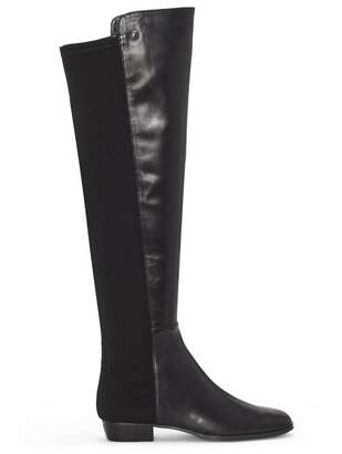 Vince Camuto Karita – Neoprene & Leather Boot