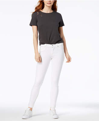 Hudson Low-Rise Super-Skinny Jeans