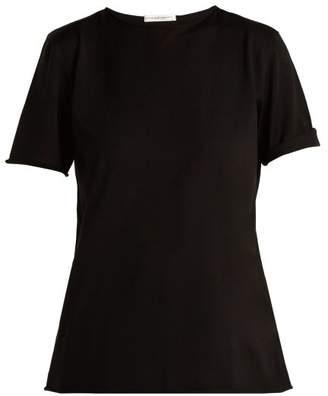 The Row Laneige Silk Top - Womens - Black