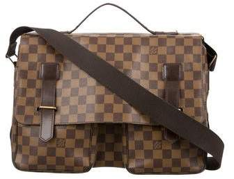 Louis Vuitton Damier Broadway Bag