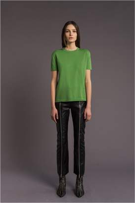 Sonia Rykiel Solid-Colour Wool T-Shirt