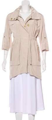 Ali Ro Zip-Up Short Coat