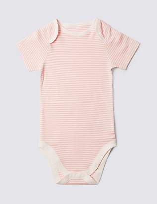 Marks and Spencer Pure Cotton Bodysuit (3-8 Years)