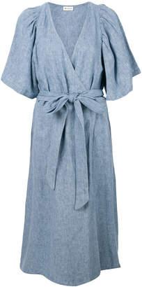 Masscob chambray dress