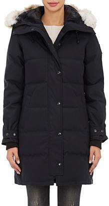 Canada Goose Women's Massey Fur-Trimmed Parka $1,095 thestylecure.com