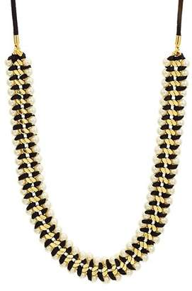 Kate Spade Chain-Detail Slider Necklace, 50""