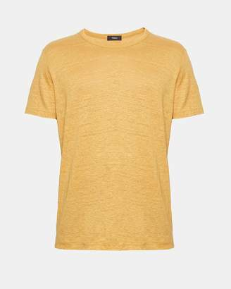 Theory Linen Essential Tee