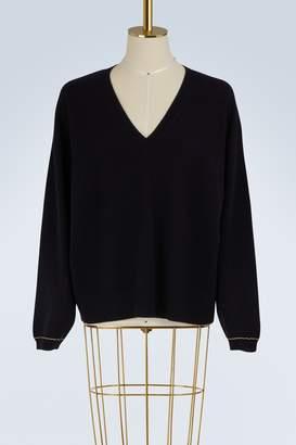 Vanessa Bruno Illoris wool and cashmere sweater