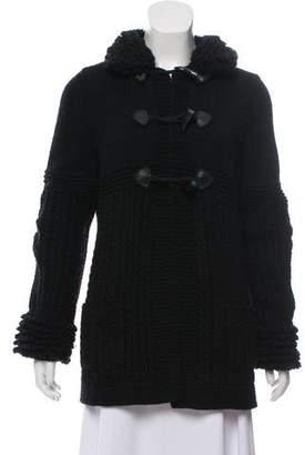 Chanel Cashmere Knit Jacket