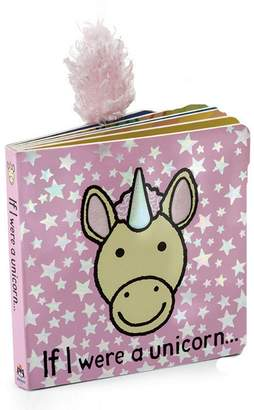Jellycat 'If I Were A Unicorn' Board Book