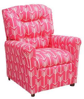 Brazil Furniture Arrow Kids Recliner