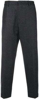 McQ plaid tailored trousers