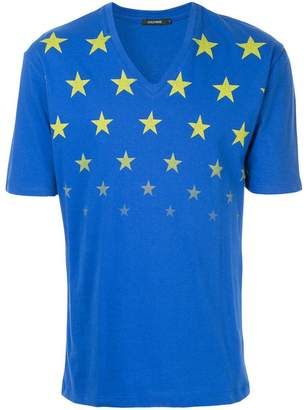 GUILD PRIME star print T-shirt